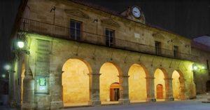 Palacio de la Audiencia Soria