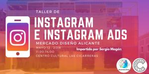 Taller de Instagram Alicante
